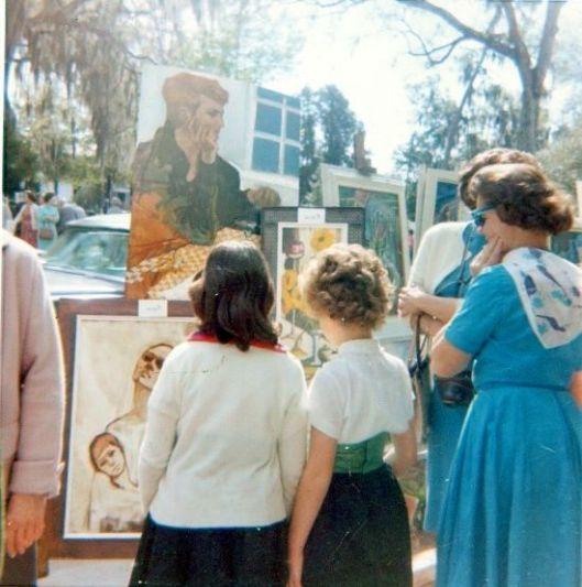 last art festival,1960